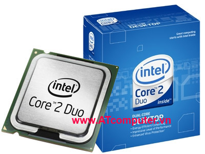 Intel Core 2 Duo T7500 4M Cache 2.2 GHz 800 MHz FSB