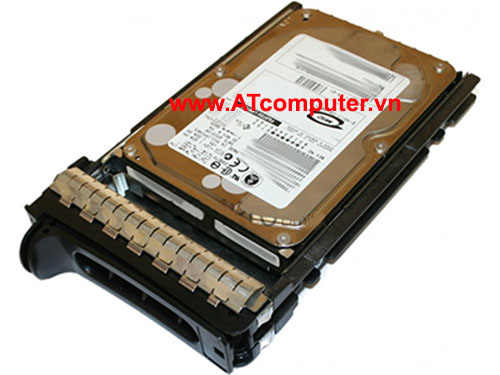 HDD DELL 300GB SAS 15K RPM 6Gbps 2.5''. Part: W7MXW