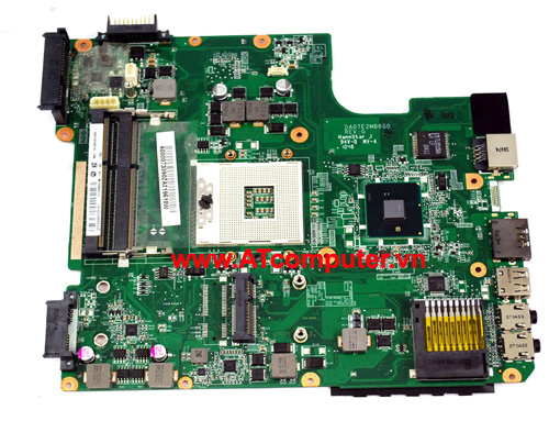 MainBoard TOSHIBA Satellite L645 Series, Intel Core I3, I5, i7, VGA share, P/N: A000073390