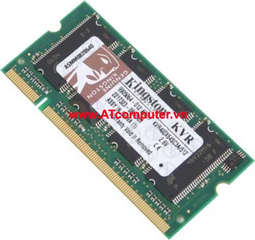 RAM KINGSTON 1GB DDR 333Ghz