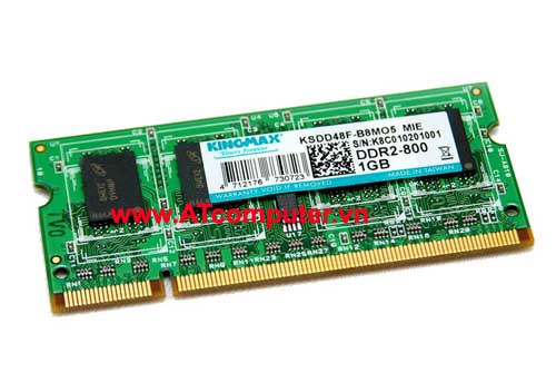 RAM KINGMAX 2GB DDR2 800Ghz