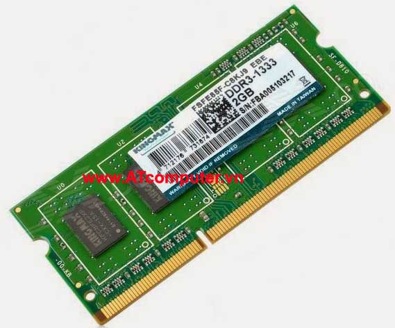 RAM KINGMAX 4GB DDR3 1333Ghz