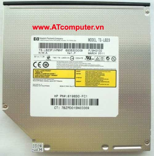 DVD RW Internal SATA Bluray