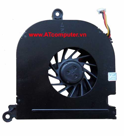 FAN CPU DELL Inspirion 1420. P/N: YY529, 13GNJR1AM010-2DE, DFS531205PC0T, F6K200009-CCW, 13GNJQ10M320-2DE