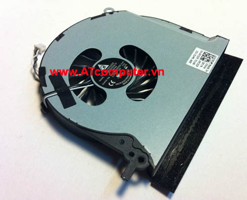 FAN CPU DELL XPS 15Z Series. Part: PC5GP, 0PC5GP
