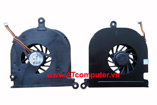FAN CPU DELL Vostro 1420 Series. Part: YY529, FN30, DFS531205PC0T, F6K200009-CCW, 13GNJQ10M320-2DE