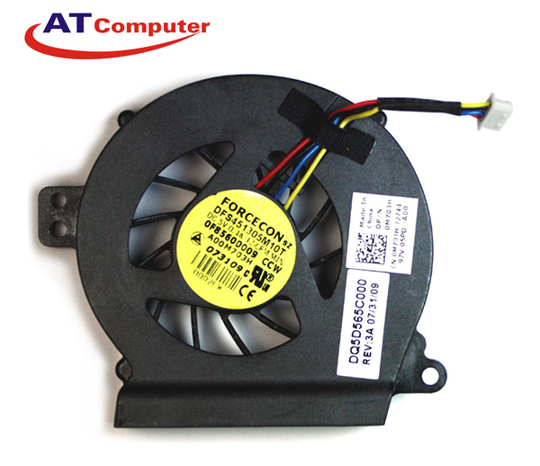FAN CPU DELL Vostro 1500. Part: FP377, 0FP377, DQ5D577D100