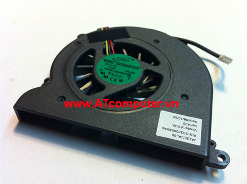 FAN CPU DELL Vostro 1510, 1520. Part: R859C, AB7205HX-GC3, DC280004MA0