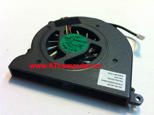 FAN CPU DELL Vostro 2510 Series. Part: R859C, AB7205HX-GC3, DC280004MA0