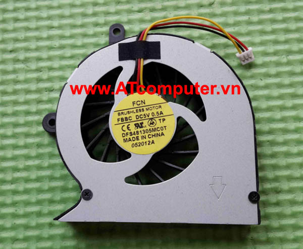 FAN CPU TOSHIBA Satellite L830 Series. Part: