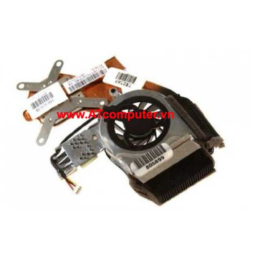 FAN CPU HP Pavilion TX2000, TX2500, TX2 Series. Part: 487925-001