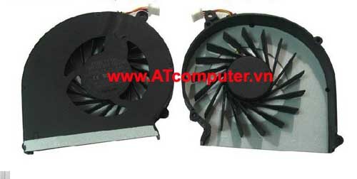 FAN CPU HP 430, 431, 435, 436, 630, 635, 636 Series. Part: 646182-001, 646181-001