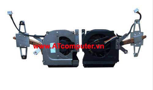 FAN CPU HP 2510P Series. Part: 451731-001, ART3DOT2TATP063A, FOX 3DOT2TATP063A