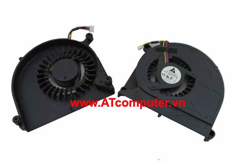 FAN CPU ASUS K50, K50IL, K50IJ, K50IE, K50IN, K50IP, K50AB Series. Part: UDQFZZH31DAS