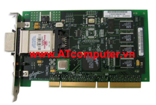 NetApp X2030B FCAL PCI 32 Bit Controller Card for Disk w/ HSSDC Connector, Part: X2030B, 111-01394, 106-01394
