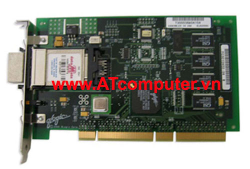 NetApp X2040B Single port FCAL Controller Card w/HSSDC Copper GBIC for Disk, Part: X2040B