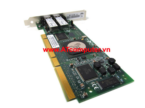 NetApp X2050B Dual Port Channel FCAL Controller Card for Disk or Mirroring w/ LC Connectors, Part: X2050B, 111-00113