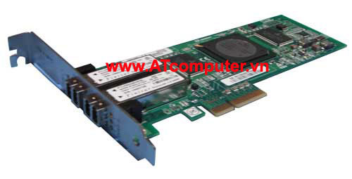 NetApp X2053A-R6 Dual Port HBA, FC, Tape 4Gb Controller PCI-E, Part: X2053A-R6, 111-00204