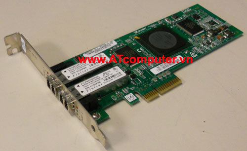 NetApp X1124A-R6 Dual Port HBA Fibre Channel 4Gb PCI-E, Part: X1124A-R6.111-00290