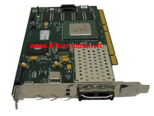 NetApp X1920B Troika Cluster Card w/optical interface w/ SC connector, Part: X1920B, 106-01458