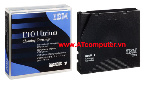 IBM Ultrium LTO Universal Cleaning Cartridge, P/N: 35L2086