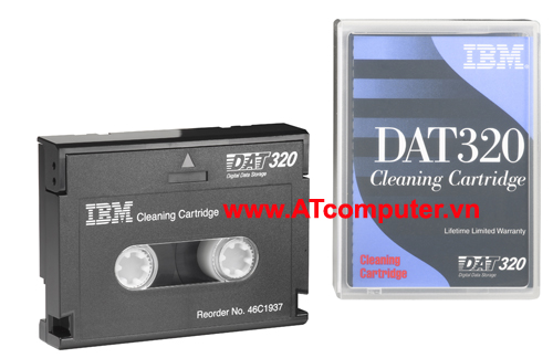 IBM DAT320 Cleaning Cartridge, P/N: 46C1937