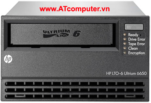 HP LTO-6 Ultrium 6650 SAS internal, P/N: EH963A