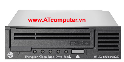 HP LTO-6 Ultrium 6250 Internal SAS Tape Drive, P/N: EH969A