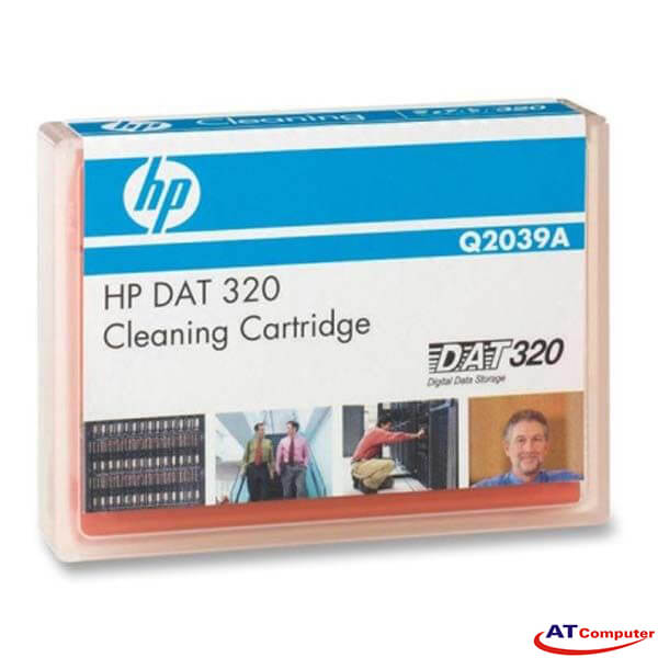 HP DAT 320 Cleaning Cartridge, Part: Q2039A