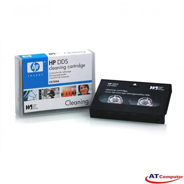 HP DDS DAT Cleaning Cartridge, Part: C5709A