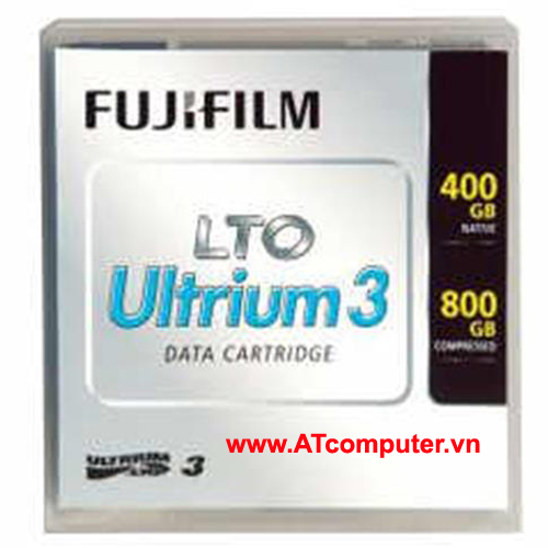 FUJI Ultrium LTO-3 400GB,  800GB Data Cartridge, P/N: 15539393