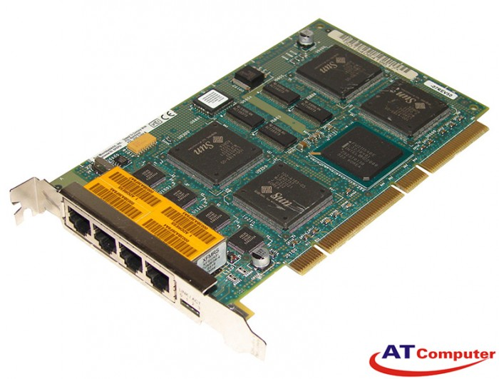 SUN Microsystems PCI-X Quad Port Server Adapter, Part: 501-6522