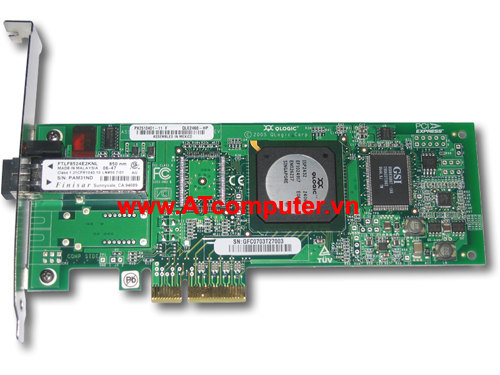 HP StorageWorks FC1142 4Gb PCI-e HBA, Part: AE311A
