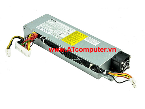 DELL 345W Power Supply, Part: RH744, HH066, PS-5341-1DS