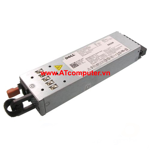 DELL 502W Power Supply Hot Swap, Part: MU791, DXWMN, 0MU791, 8V22F, 08V22F, KY091, J38MN