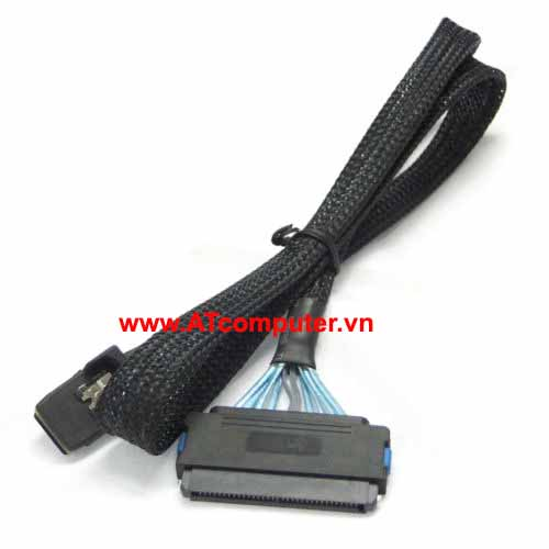 Cable Mini SAS- SAS 32P (SFF-8087 to SFF-8484) Length: 0.5M, P/N: 5C36A13-X050
