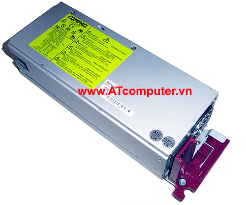 HP 275W Power Supply Hot Plug, For HP Proliant DL380 G1, Part: 108859-001, 143397-001, 159125-001