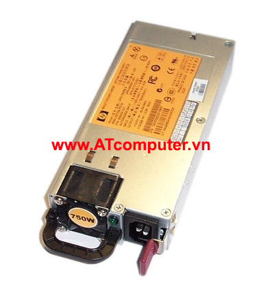 HP 750W Power Supply Hot Plug,For HP Proliant DL165 G7, Part: 535683-B21