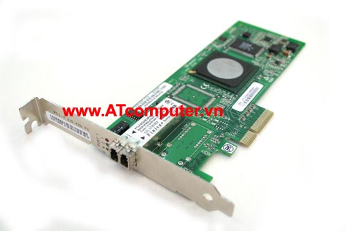 QLogic QLE2460 4GB Fibre Channel to PCI-E Single Port HBA