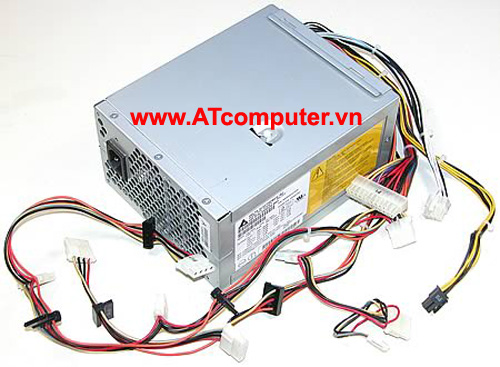 HP 600W Power Supply For HP Workstation XW8200, Part: 413370-001, 345526-003, 325643-001, 345643-001