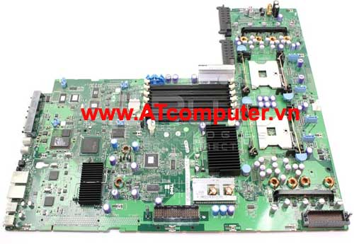 DELL PowerEdge 1850 Mainboard, P/N: D8266, 0D8266, RC130
