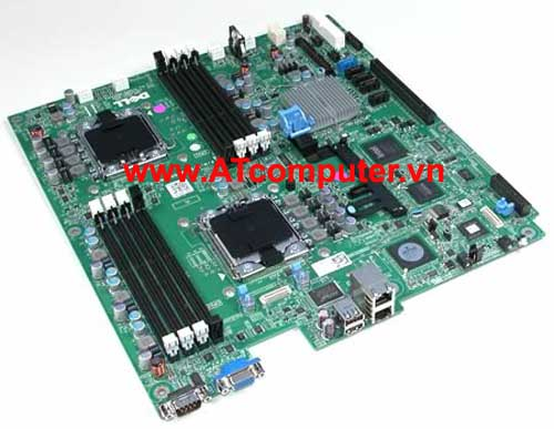 DELL PowerEdge R410 Mainboard, P/N: 0W179F, CN-W179F, W179F