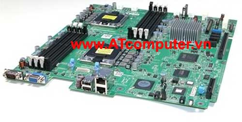 DELL PowerEdge R510 Mainboard, P/N: W844P, 0W844P, DPRKF, 0DPRKF