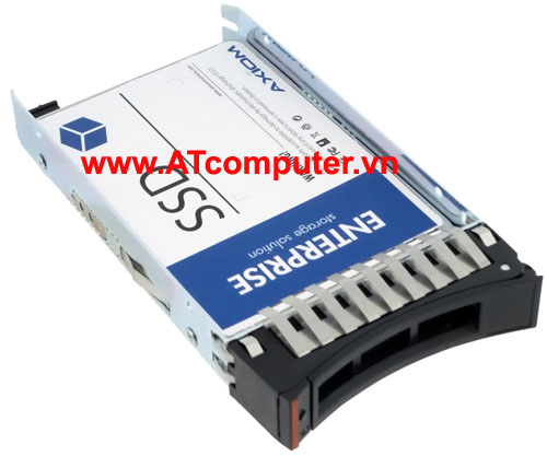 HDD IBM 1.6T.B SSD SAS 6Gbps 2.5'' MLC SS Simple. Part: 49Y6200