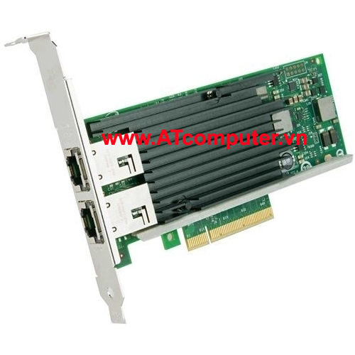 IBM Intel X540-T2 Dual Port 10GBaseT PCIe Adapter, Part: 49Y7970