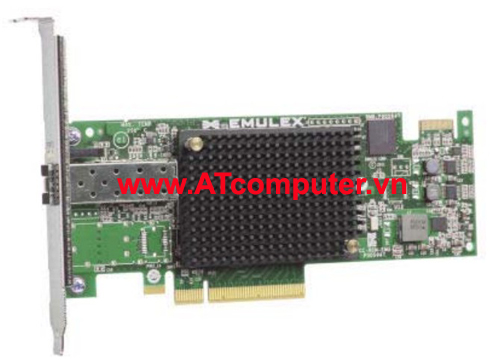 IBM Emulex 16GB Fibre Channel FC Single Port Host Bus Adapter, Part: 81Y1655, 81Y1656
