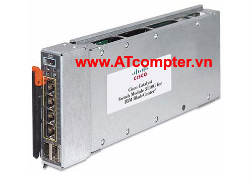 IBM Cisco Catalyst Switch Module 3110X, Part: 00Y3250, 00Y3251