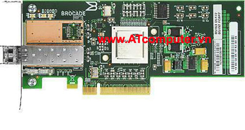 IBM Brocade 16Gb FC Dual-port HBA, Part: 81Y1675, 81Y1676