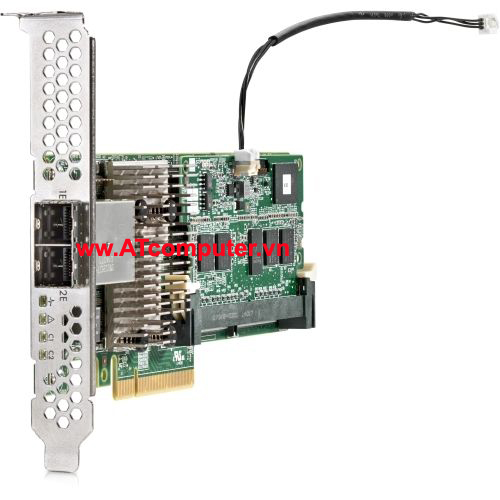 HP Smart Array P440ar 2GB FBWC 12Gb 2-ports Int FIO SAS Controller, Part: 749974-B21