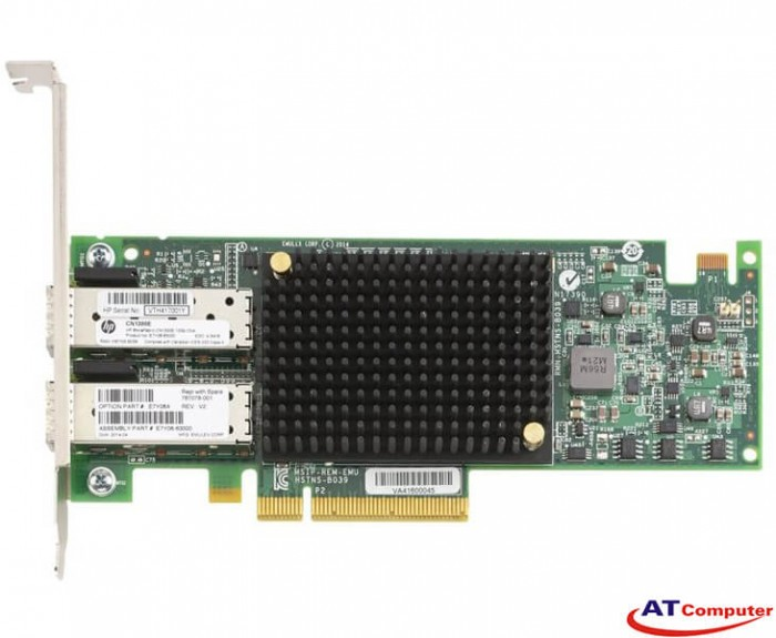 HP StoreFabric CN1200E 10Gb Converged Network Adapter, Part: E7Y06A